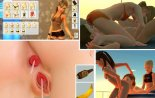 Toys and positions to pleasure lesbians