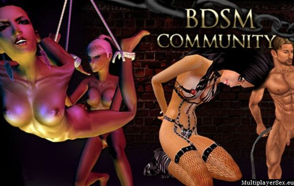 Join the bdsm party for kinky sex